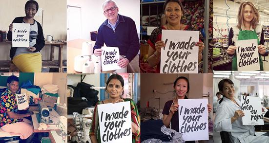 Moda sostenible ¿Sabes quién hace tu ropa?
