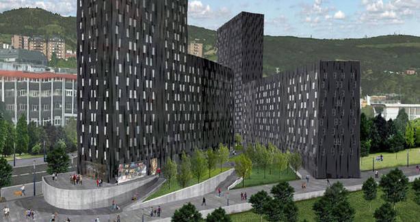 Bilbao acogerá al rascacielos sostenible más alto del mundo