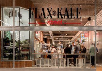 Flax & Kale Madrid Azca