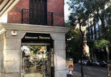 Herbolario Navarro Alcalá 131 (Madrid)