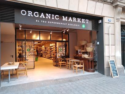 Organic Market Compte d'Urgell