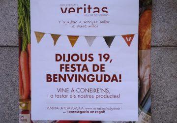 Veritas Rambla Josep Maria Martí (Puigcerdà)