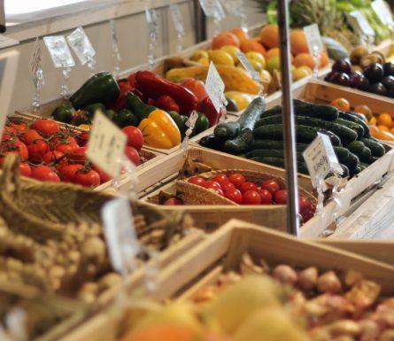 Organic Market Diagonal