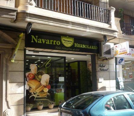 Herbolario Navarro Alzira (Valencia)