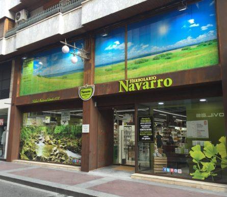 Herbolario Navarro Elche
