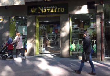 Herbolario Navarro Valladolid