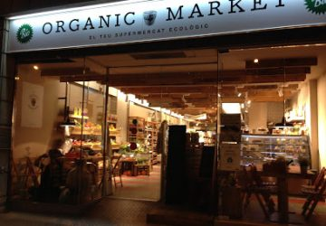 Organic Market Poblenou
