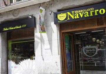 Herbolario Navarro Alcalá (Madrid)