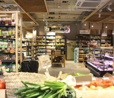 Organic Market Sarrià